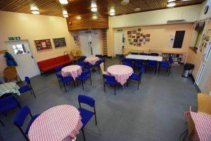 Grovehill Community Centre - Café Area