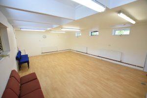 Grovehill Community Centre - Derek Baulch Hall (view 1)