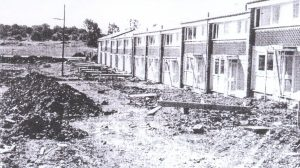 About Grovehill - Grovehill Construction Site 1967
