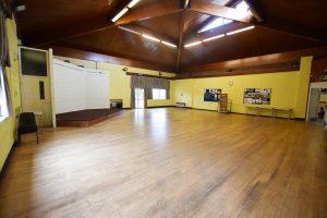 Grovehill Community Centre - Main Hall (view 2)
