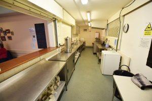 Grovehill Community Centre - Kitchen