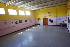 Grovehill Youth Centrte - Main Hall (View 1)