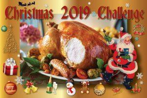 CHRISTMAS 2019 CHALLENGE