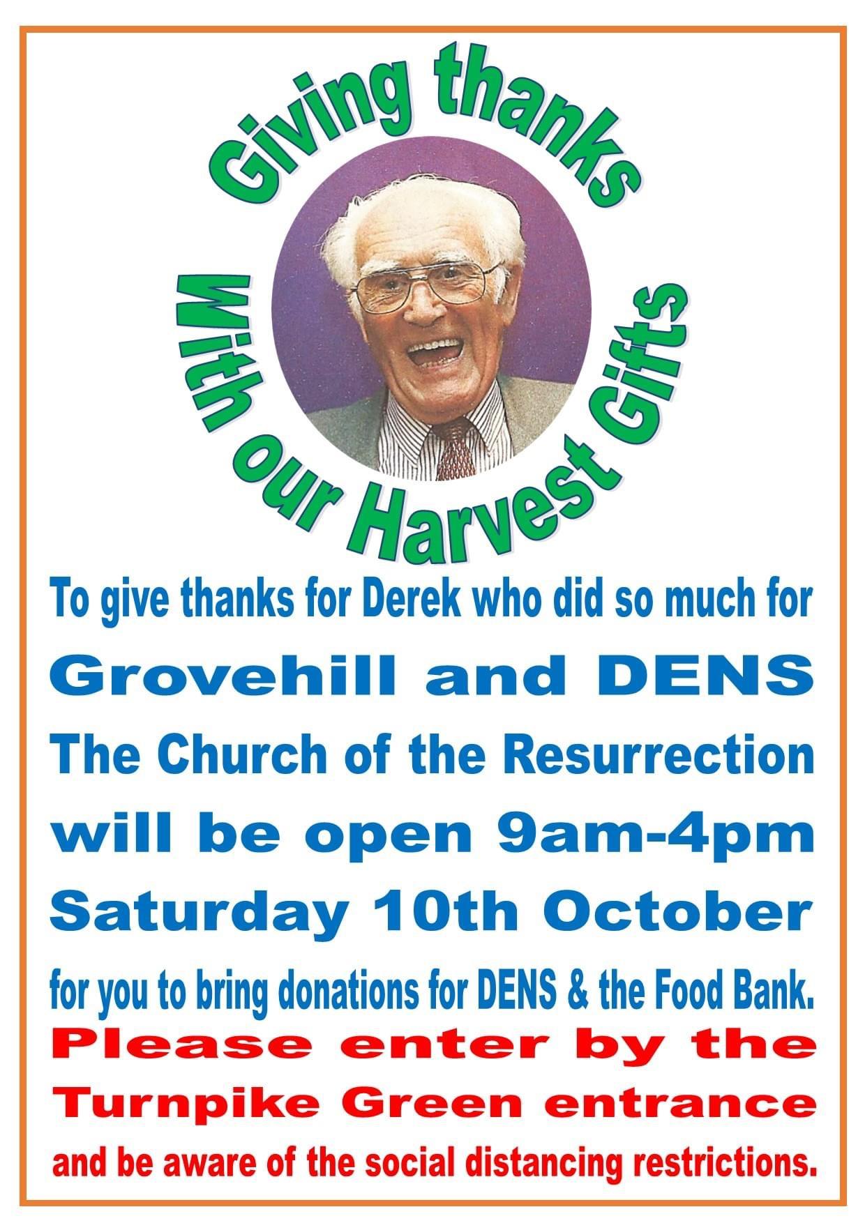 Thank you Derek Baulch