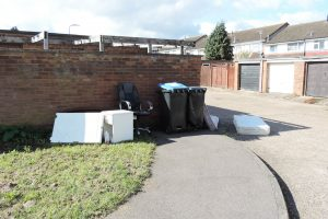 FLY TIPPING – THE DEE